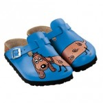 "Birkies Clog ""Animal Farm"" Modell Hund"